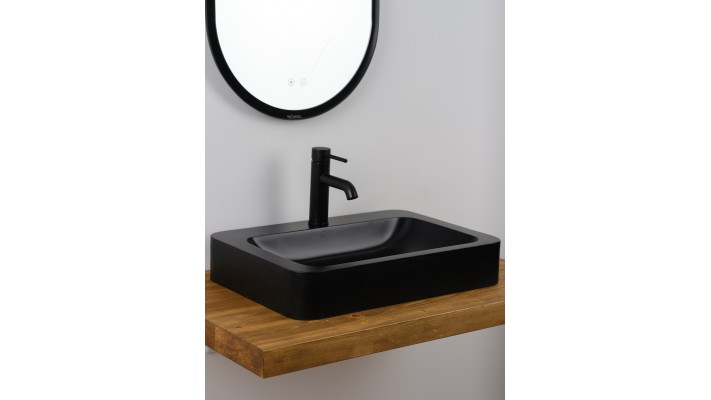 "Semi-washbasin 24"" - Majestic ll"