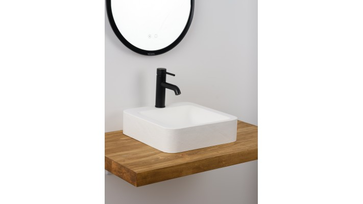 "Lavabo semi-vasque 16"" - Monarch l"