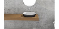 "Lavabo en surface 25"" - Empress"