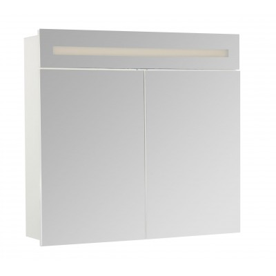 Pharmacie Miroir LED - Tourterelle