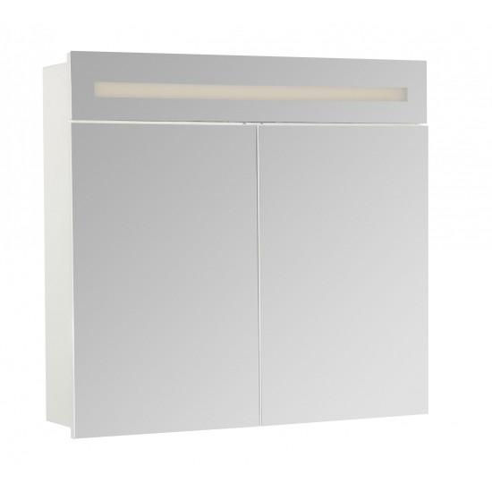 Pharmacie Miroir LED - Tourterelle