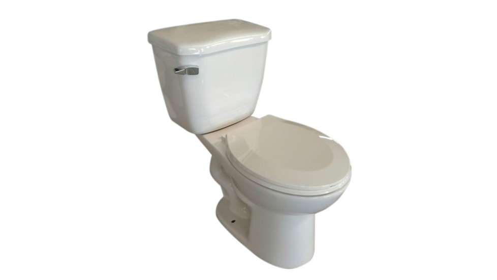 Toilette ronde simple chasse  - Fuego