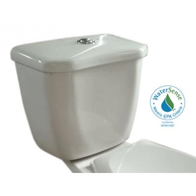 Réservoir toilette ronde double chasse - Etna